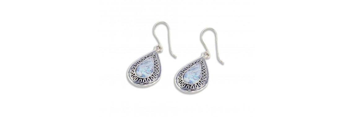 Roman Glass Necklace 2