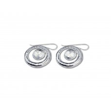 Sterling Silver Earrings Made in Israel