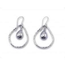 Sterling Silver Earrings Made in Israel